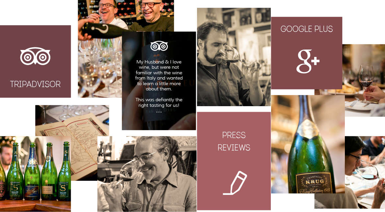 Wine Tasting Reviews in Rome